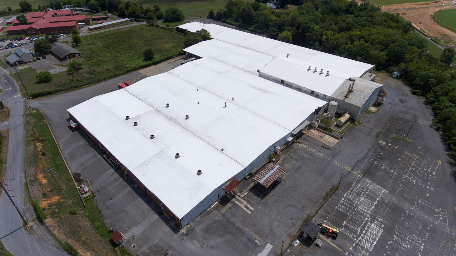 Spring Metal - 120,000 SQ FT